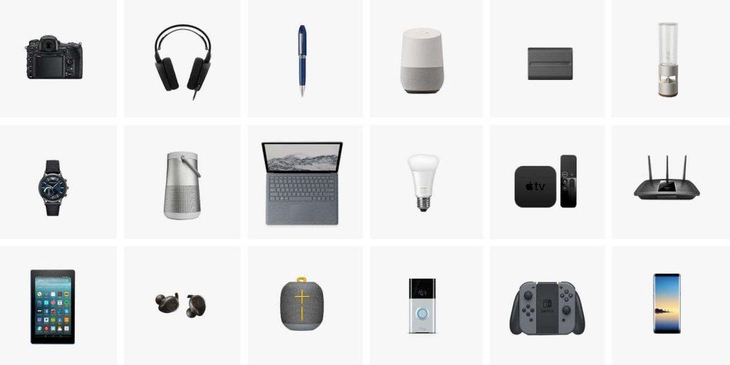 Gadgets tecnológicos